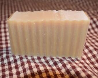 Amazon Lily and Rain Goat Milk Soap