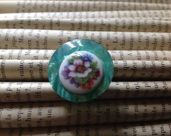 Summer fantasy series, button ring