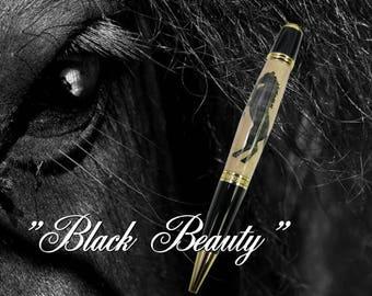 """Ballpoint pen """"Exécutive Sierra"""" range, inlaid"""
