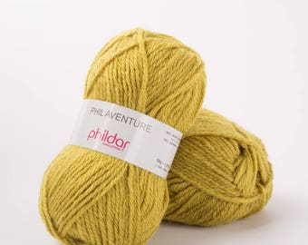 Phil adventure from PHILDAR colours rapeseed