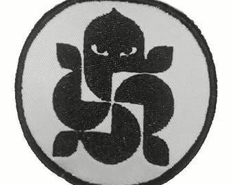 Ganesh swastika patch