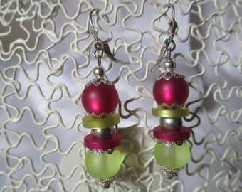Pretty earrings, candy... just like candy!