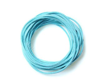 Blue Suede cord 1 M