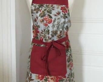 Apron women cotton Moda fabric finishes