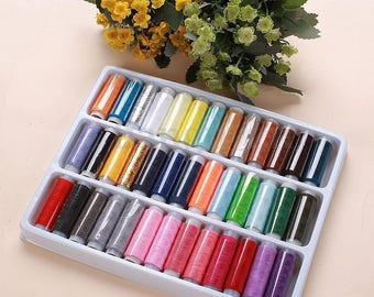 39 color spool of thread sew thread sewing 180 m within 15 days