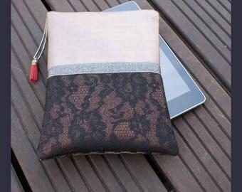 """beautiful copper"" mini ipad Tablet case"