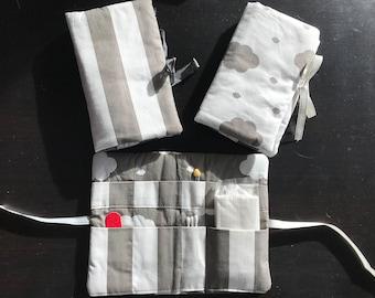 Make-up pouch bag case