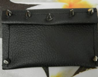 punk (mini wallet faux leather)