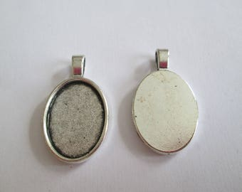 SUPPORT 18X25MM PENDANT