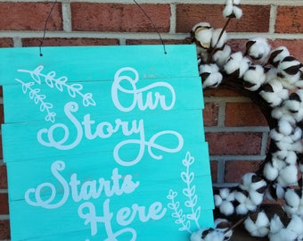 Our Story Starts Here