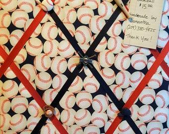 Baseball Memory Board