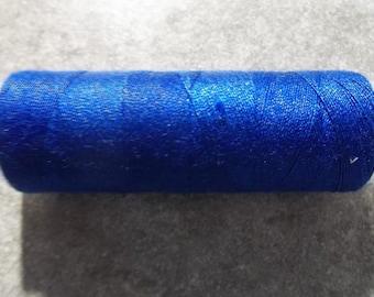 Sewing thread spool Royal Blue
