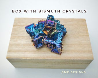 how to make bismuth jewelry