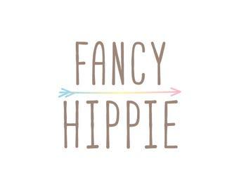 Fancy Hippie Hand Made