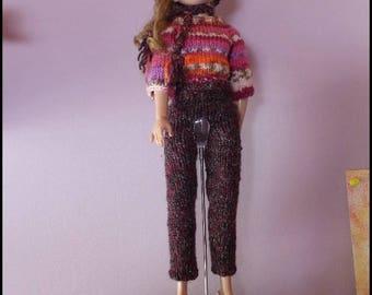 Ellowyne Wilde Tonner winter outfit