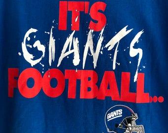 1995 NY Giants T Shirt