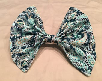 Dog Collar Bow Tie - Large