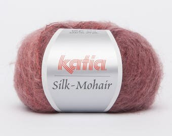SILK MOHAIR Katia - color 710