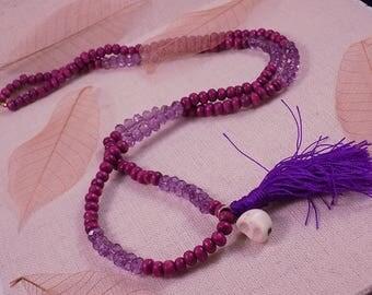 "necklace ""Tibet"" Creat'Y. O.N - simple and unique-"