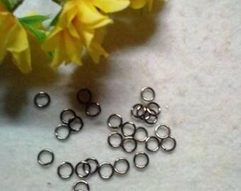 Set of 20 jump rings