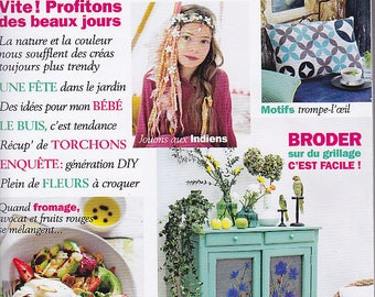 Marie claire ideas 108 June 2015