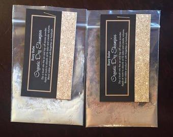 Organic Dry Shampoo *SAMPLE SIZE* Free Shipping