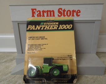 Steiger Panther 1000 Scale Models 1/64 CP-1400 Toy Tractor