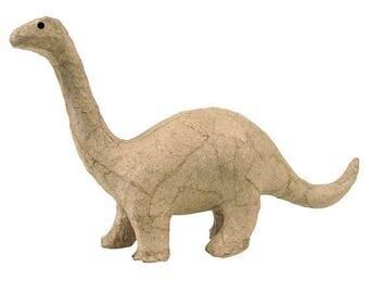 Small Brontosaurus blank 17 x 5 x 10 - Decopatch - Ref AP101 (dinosaur)