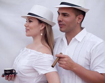 Panama Hat also known as Cubanito Hat