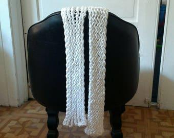 Soft fabric yarn Scarf