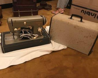 Old sewing machine Pfaff 50 years