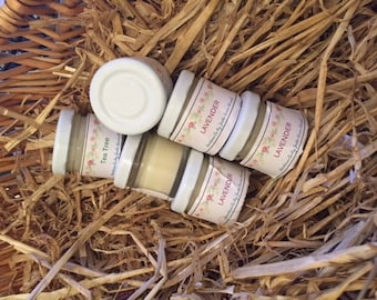 Natural deodorants organic 30ML JARS