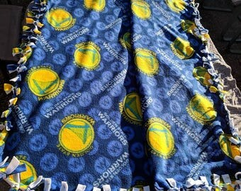 Golden State Warriors Blanket
