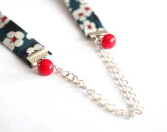 Liberty Mitsi blue necklace