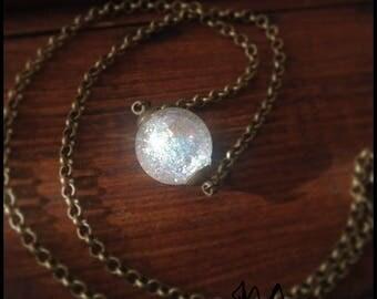 "Necklace ""Fantastic jar"" series"