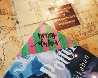 Honeydukes Corner Bookmark