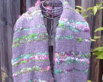 Kids wool scarf