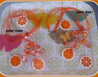 Soon the summer set... TAKE AN ORANGE! ***