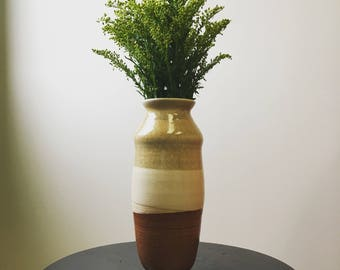 Tall Hand Made Vase