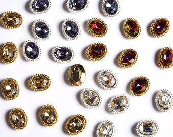 Nails jewelry | Sequins Nail