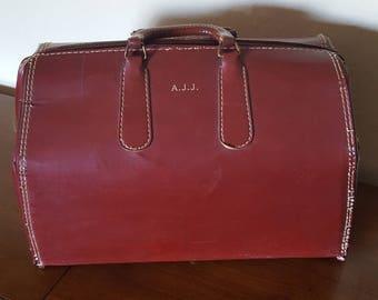 Vintage Doctor Travel Bag