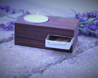 Rustic wood, tea light candle holder, gifts, wedding gift, centerpiece, housewarming gift, mothers day gift