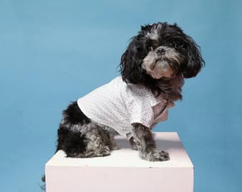 Dog Shirt | The Roll Over Shirt | Dog Clothes | Dog Shirts for Dogs | Pet Clothing | Dog Apparel | Dog Button Up