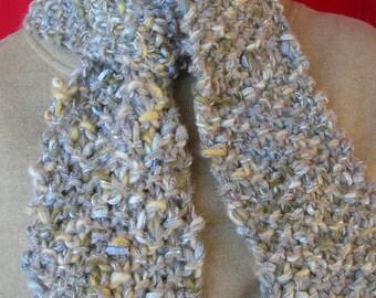 Unisex winter scarf