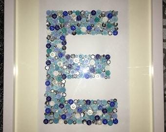 Alphabet Art - Made to order