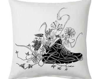 Airmax white cushion