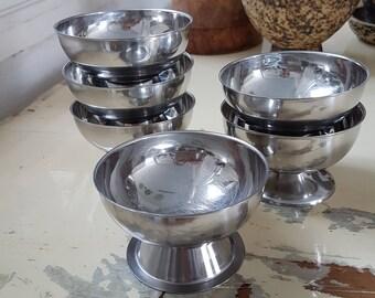 Icecream or desert bowls