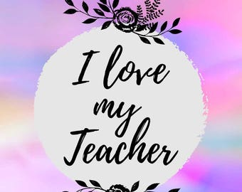 Teacher svg, best teacher svg, school SVG quote, svg quotes, svg sayings, svg png saying, motivational svg, silhouette cameo cricut, dxf