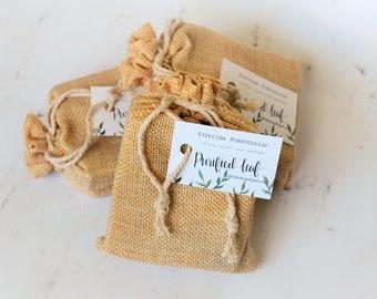 Travelers Soap Set, Sampler Set, favor bags, Handmade Organic soap, Natural Soap, Homemade soap, Organic soap, Soap cubs, soap bars, soap