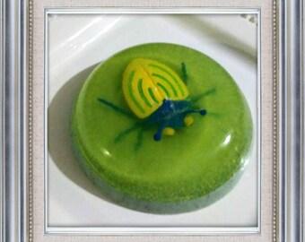 Bug Soap - Kids soap - Bug toy inside